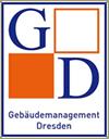 Logo der GD Gebäudemanagement Dresden